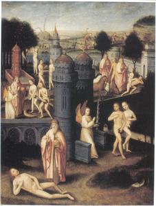 De geschiedenis van Adam en Eva (Genesis 1-3)