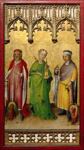 HH. Marcus, Barbara en Lukas