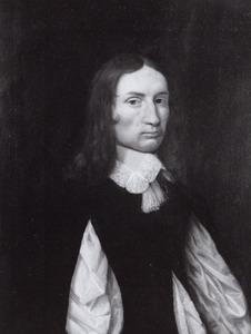 Portret van Maerten Ruychaver Meerman (1627-1684)