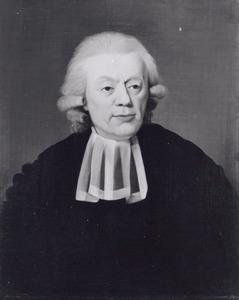 Portret van Matthijs Steevens van Geuns (1735-1817)