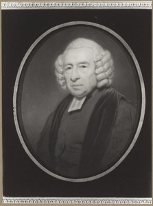 Portret van Sebald Rau (1724-1818)