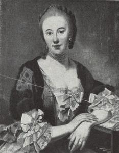 Portret van Maria Catharina van Tuyll van Serooskerken (1743-1793)