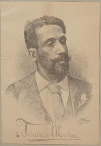 Portret van Joseph Henri Teixeira de Mattos (1856-1908)