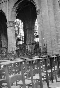 Interieur St. Michiel en St. Goedele Kathedraal te Brussel, België