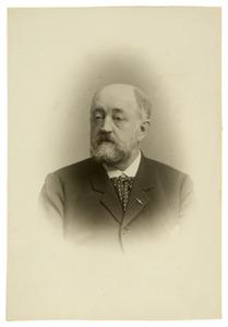 Portret van Jan van Heukelom (1840-1912)