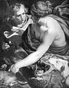 Atalanta en Meleager