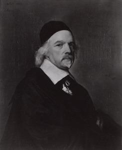 Portret van Eduard Nicolas (1593-1669)