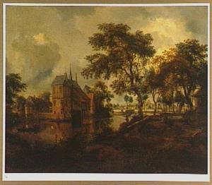 Landschap met het Huis Ootmarsum