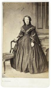 Portret van Maria Louise Ypeij (1816-1898)