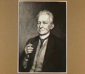Portret van de schilder Arthur Briët (1867-1939)