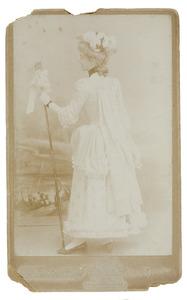 Portret van Anna Elisabeth van der Wyck (1872-1942)