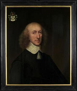 Portret van Daniël van Hogendorp ( -1673)