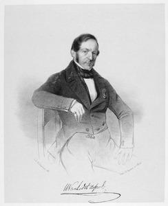 Portret van Cornelis Christiaan van Lidth de Jeude (1777-1858)