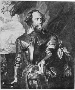 Portret van graaf Hendrick graaf van den Bergh (1573-1638)