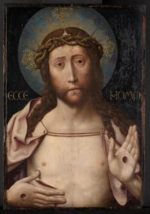 Christus toont zijn wonden (Johannes 20: 25-27)