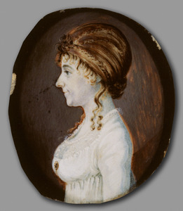 Portret van Roschen Gumpel Samson (1784-1820)