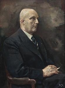 Portret van Jan Wisselink (1892-1978)