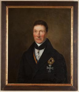 Portret van Frederik Willem Floris Theodorus baron van Pallandt (1772-1853)