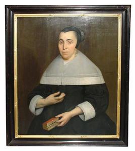 Portret van Anna van Gelder (....-1685)
