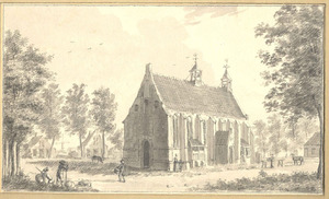 Sint-Salvatorkapel in Veenendaal