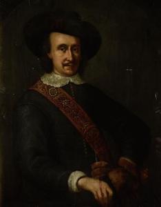 Portretten van Cornelis van der Lijn (?-1679)