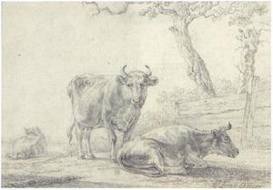 Rustende koeien
