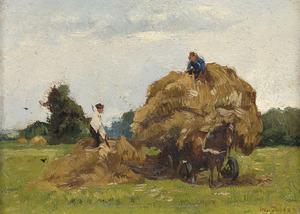 Hooiwagen