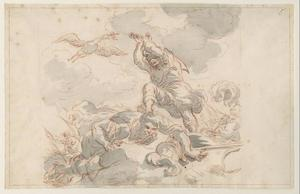 David en Goliath (1 Samuel 17:51)