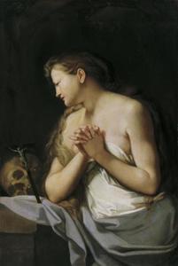 De berouwvolle heilige Maria Magdalena