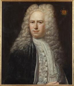Portret van Maarten Vlaerdingerwoud (1681-1762)