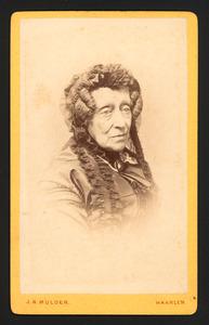 Portret van Christina Gerarda Enschede (1791-1873)
