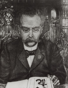Portret van Willem Pieter Groeneveldt (1841-1915)