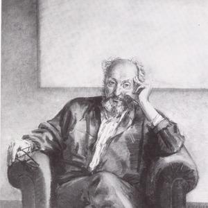 Portret van Rein Bloem
