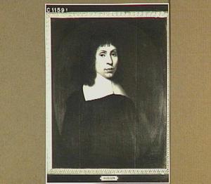 Portret van Flores Husson