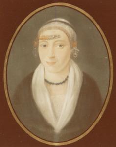 Portret van Johanna Coop a Groen ( -1842)