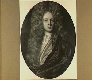 Portret van Cornelis Ascanius van Sypesteyn (1666-1747)