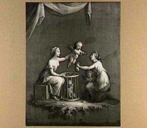 De verkoop van Cupido's