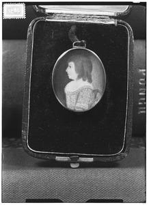 Portret van Charlotte Alexandrine van Heeckeren (1783-1828)