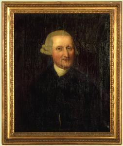 Portret van Jacobus van de Poll (1724-1807)