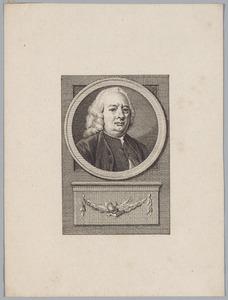Portret van Jacob Gilles (....-1765)