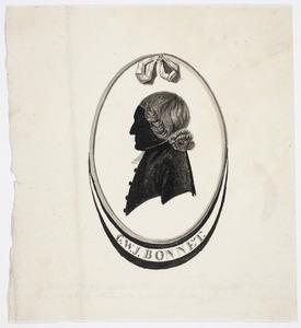 Portret van Gijsbert Weyer Jan Bonnet (1768/1769-1807)
