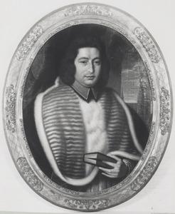 Portret van Cornelis Paulus Hoynck van Papendrecht (1686-1753)