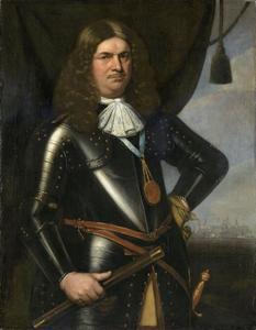 Portret van Adriaan Banckert (1620-1684)