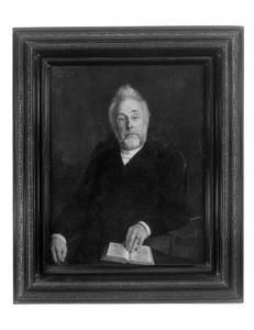 Portret van Carel Steven Adama van Scheltema (1815-1897)