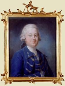 Portret van Harman van de Poll (1750-1807)