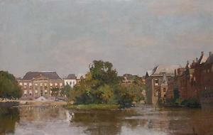 De Hofvijver in Den Haag
