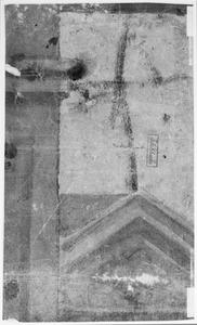 Toren en fronton van een kerk