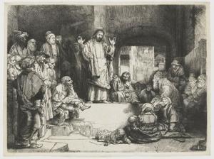 De predikende Christus