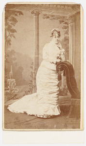 Portret van Foske Johanna Kilsdonk (1856-1936)