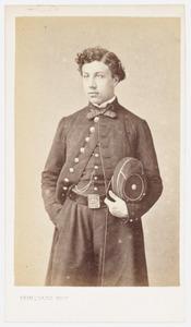Portret van dhr. Petrus Lycklama a Nijeholt (1842-1913)